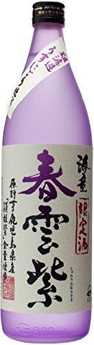 濱田酒造 本格芋焼酎 海童 春雲紫 25度 瓶 900ml