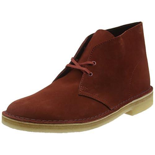 [クラークス] ブーツ メンズ デザートブーツ 26118559 Nut Brown Suede ナッツブラウンスエード UK 6(24cm)