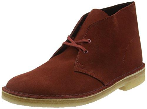 [クラークス] ブーツ メンズ デザートブーツ 26118559 Nut Brown Suede ナッツブラウンスエード UK 8(26cm)