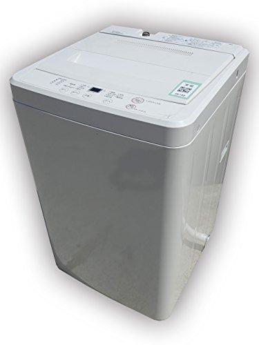 無印良品 電気洗濯機・4.5kg 型番:AQW‐MJ45...