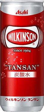 アサヒ ウィルキンソン タンサン250ml缶 40本セット