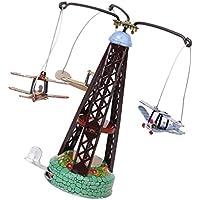 【ノーブランド品】回転飛行機 ブリキのおもちゃ 古典的なおもちゃ コレクション