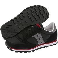 (サッカニー) SAUCONY 靴・シューズ レディーススニーカー Saucony Originals Jazz Low Pro Black/Dark Gray/Red ブラック/ダーク グレー/レッド US 7.5 (24cm) B