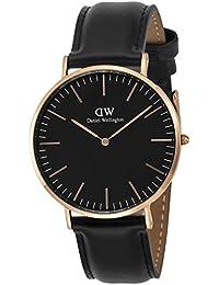 [ダニエル・ウェリントン]DanielWellington 腕時計 Classic Black Sheffield ブラック文字盤 DW00100127 メンズ 【並行輸入品】