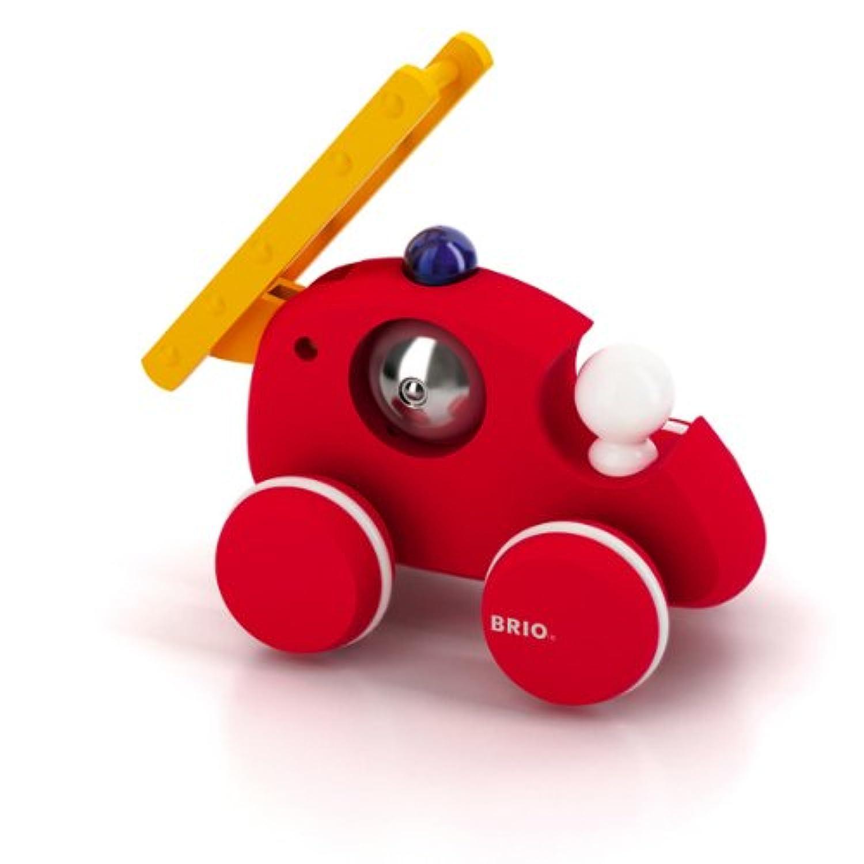 BRIO(ブリオ) プッシュトイ消防車
