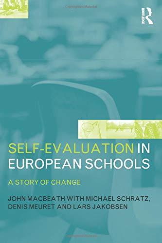 Download Self-Evaluation in European Schools 0415230144