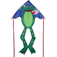 In the Breeze Frog Fly Hi Delta Kite, 100cm