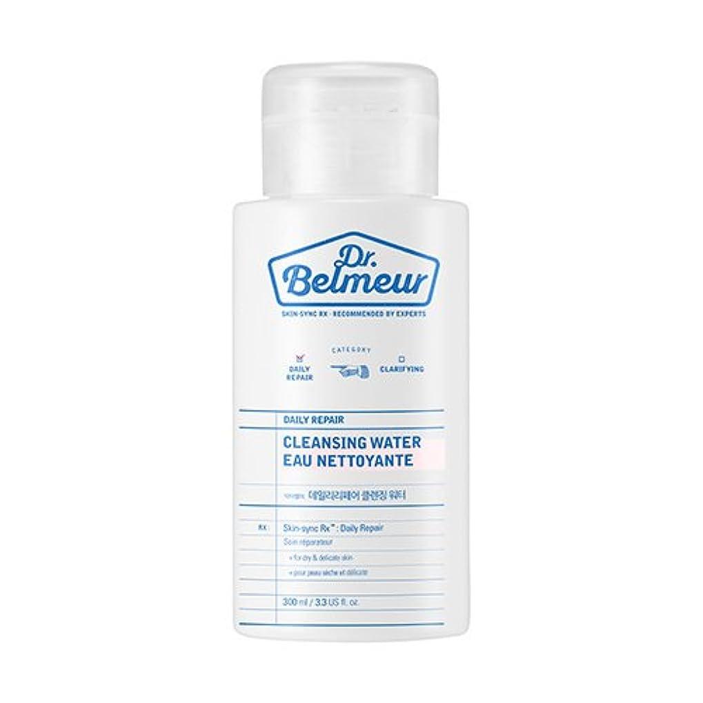 探すスリッパプレミアTHE FACE SHOP Dr.Belmeur Daily Repair Cleansing Water 300ml/ザフェイスショップ ドクターベルムール デイリー リペア クレンジングウォーター 300ml
