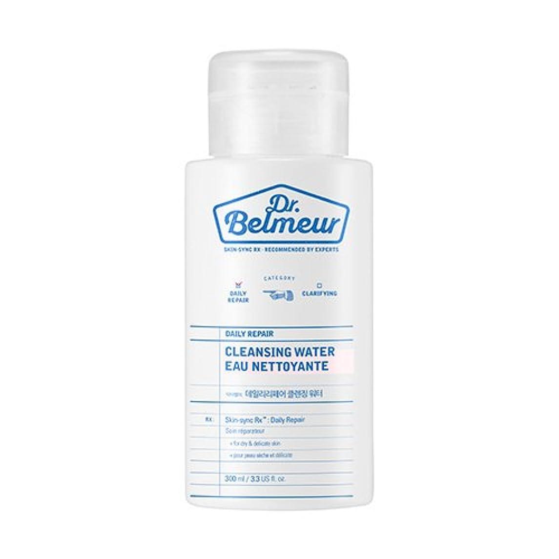 マークダウン密鷲THE FACE SHOP Dr.Belmeur Daily Repair Cleansing Water 300ml/ザフェイスショップ ドクターベルムール デイリー リペア クレンジングウォーター 300ml