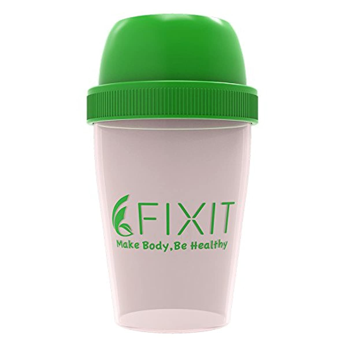 寄生虫有害ビリー【 FIXIT 】 プロテイン シェイカー 300ml ホエイプロテイン プロテイン用 シェーカー