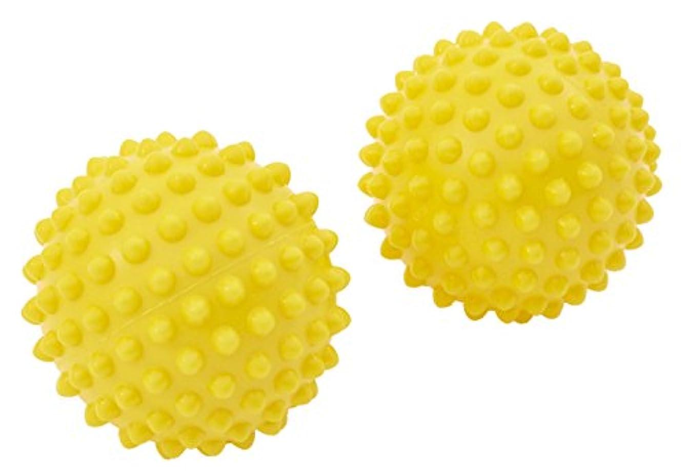 おしゃれじゃないアイザックちょうつがいダンノ(DANNO) リハビリ マッサージ用 触覚ボール リフレクションボール