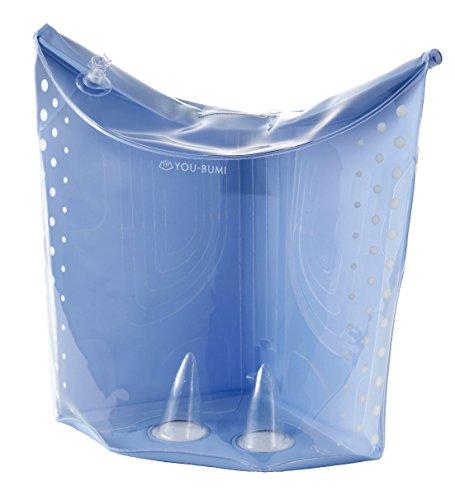 ジェリーコール 完全防水ブックケース ユウブミ~湯文~ YB−04−A ブルー