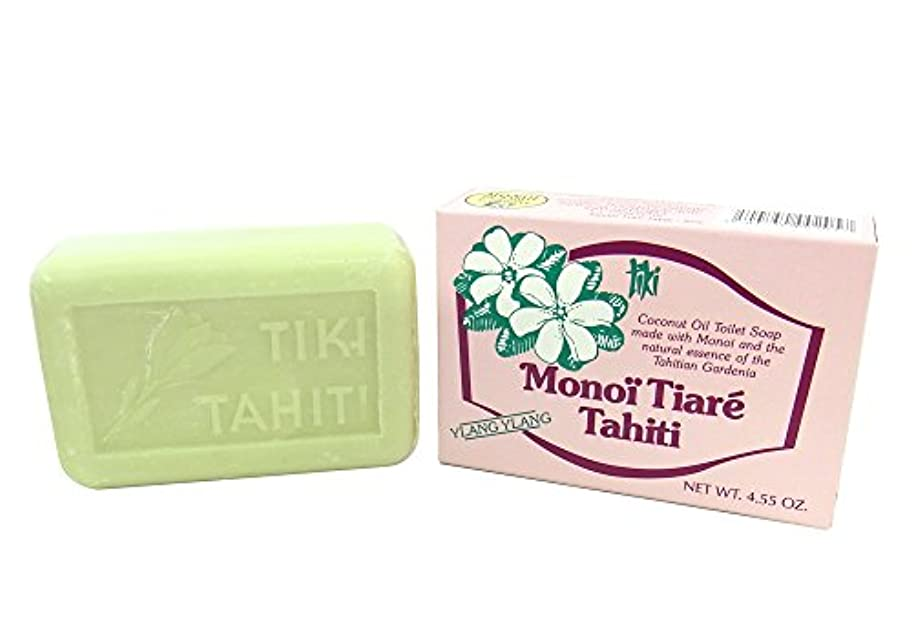 応答挑発するスクレーパーモノイティアレ石鹸 イランイラン  P015