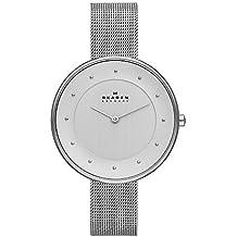 Skagen Women's SKW2140 Klassik Analog Quartz Silver Watch