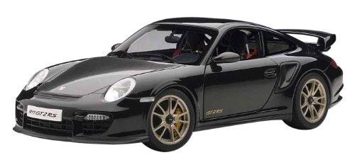 AUTOart 1/18 ポルシェ 911 (997) GT2 RS (ブラック) 完成品