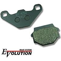 エボリューション(EVOLUTION)セミメタルブレーキパッド EV-425D GPZ400 GPZ400R EX500