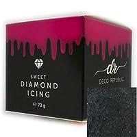 Sweet Diamond Icing - Black
