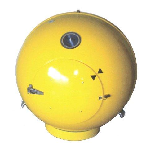 防災シェルター『SaveCapsule(ノア�U)』地震・津波・土砂災害から命を守る家庭用防災シェルター 株式会社Save -