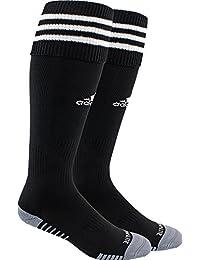 アディダス アンダーウェア 靴下 adidas Copa Zone Cushion III Soccer Sock BlackWhite [並行輸入品]