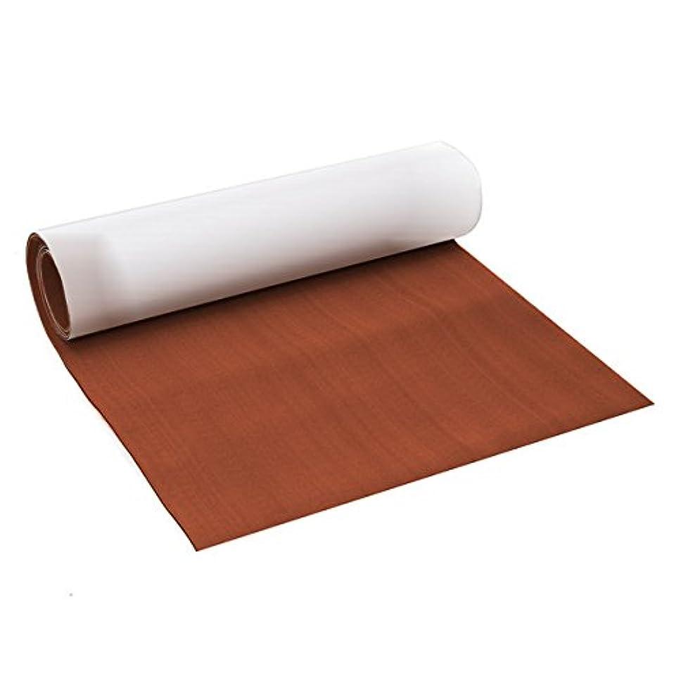 複雑な啓示差別する90 x 230 cm ダークブラウン EVA フォームボートの床のどチーク材のデッキのヨットのシートパッド