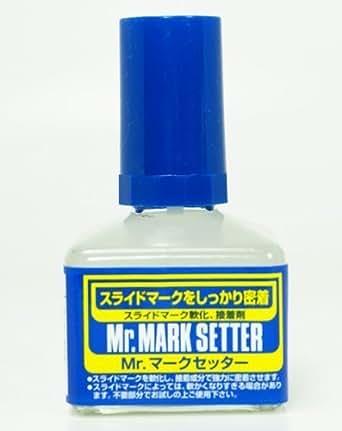【 Mr.マークセッター 】 容量 :40ml 仕上げ材 MS232 デカール軟化剤 デカールに革命を! Mr.ホビー
