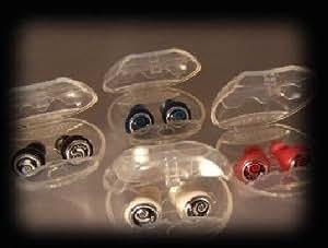◆ 耳栓 ◆ YES EAR NS4000 イエス イヤー 世界初!ナノシルバーイヤープラグ! Blk