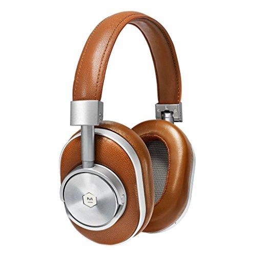 MASTER & DYNAMIC 密閉型Bluetoothヘッドホン MW60 SILVER/BROWN MW60S2-BRW