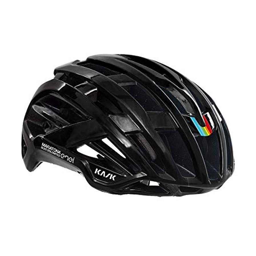ベスビオ山感情の然としたKASK(カスク) ヘルメット VALEGRO DOLOMITES BLK S ヘルメット 2048000004169 BLACK S