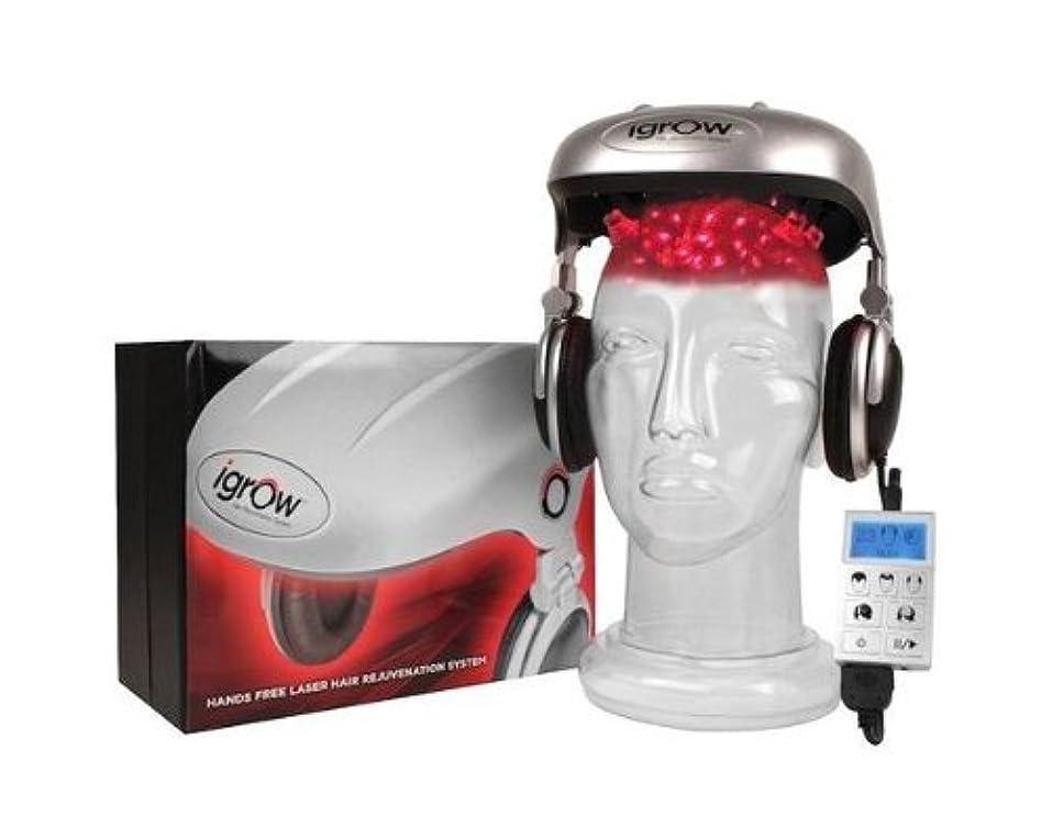 野球解釈記憶iGrow ヘアーレーザー育毛ヘルメット  並行輸入 全米ベストセラー