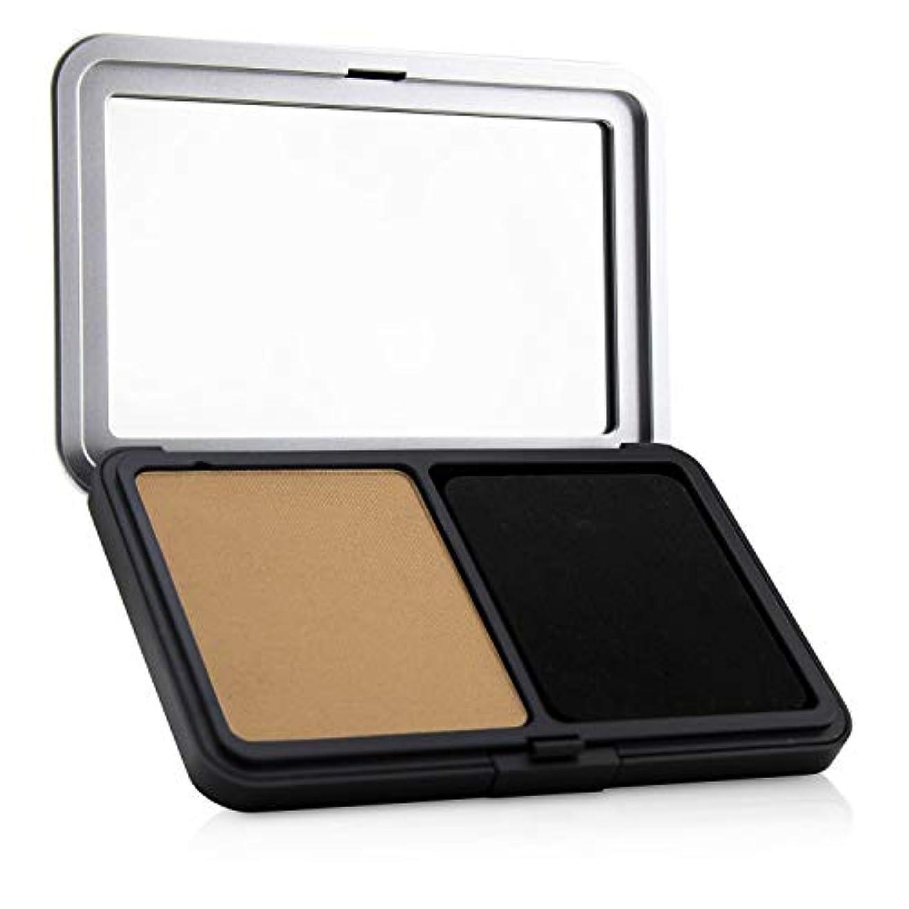ワイド想起ほうきメイクアップフォーエバー Matte Velvet Skin Blurring Powder Foundation - # R370 (Medium Beige) 11g/0.38oz並行輸入品