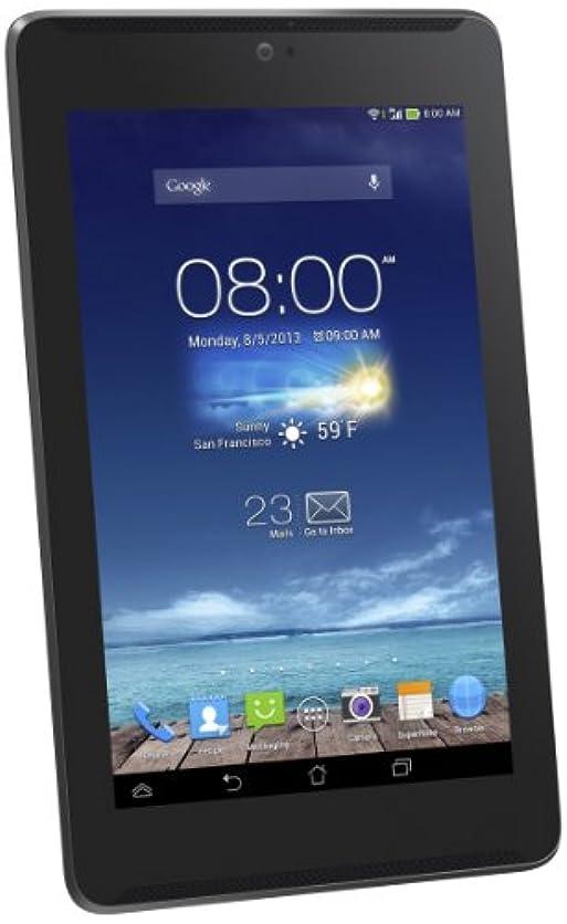太平洋諸島暴君マカダムASUS Fonepad 7 TABLET / ブラック ( Android / 7inch touch / Z2560 / 1G / 16G / BT3 / microSIM ) ME372-BK16