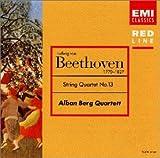 ベートーヴェン : 弦楽四重奏曲第13番変ロ長調
