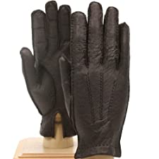 Causse Unlined Peccary Gloves