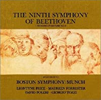 ベートーヴェン : 交響曲第9番 「合唱」