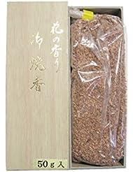 淡路梅薫堂のお焼香 花の香り50g #948 お焼香用 お香