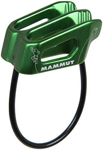 MAMMUT(マムート) ビレイデバイス Crag Light Belay クラッグライトビレイ グリーン 【日本正規品】 221001101