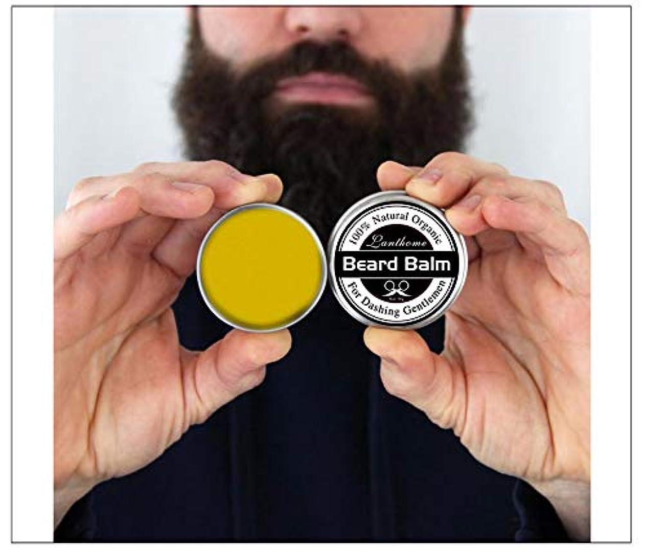 疑わしいコンチネンタルボウル3pcs X Top Quality 30gr Natural Beard Conditioner Beard Balm For Beard Growth And Organic Moustache Wax For Beard...