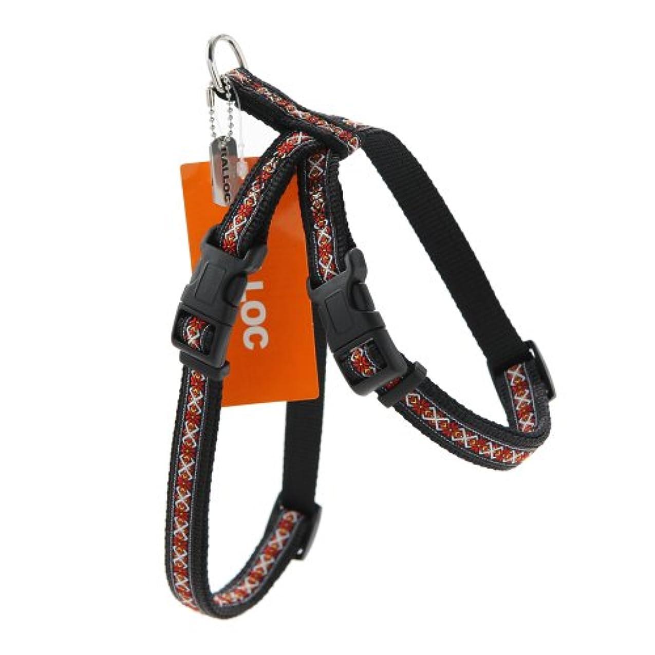 テントボランティアクラス【小型犬用胴輪】アミット ツービーハーネス Sサイズ 色:108 フォークロア