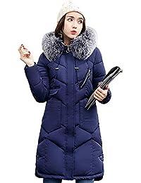 美しいです] 軽量ダウンノーカラーコート 撥水 軽量 防寒 登山 ライトダウン ロングコート 携帯ポーチ付 レディース
