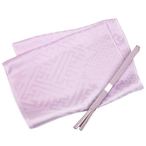 (キョウエツ) KYOETSU 正絹 通年 帯締め・帯揚げセット (箱あり, 18)