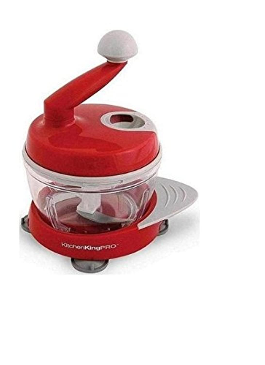 Kitchen King Pro Complete Food Preparation Station by Ontel