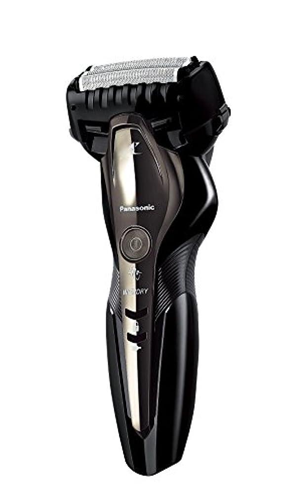 パナソニック ラムダッシュ メンズシェーバー 3枚刃 お風呂剃り可 黒 ES-ST2P-K