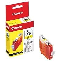 (まとめ) キヤノン Canon インクタンク BCI-3eY イエロー 4482A001 1個 〔×5セット〕