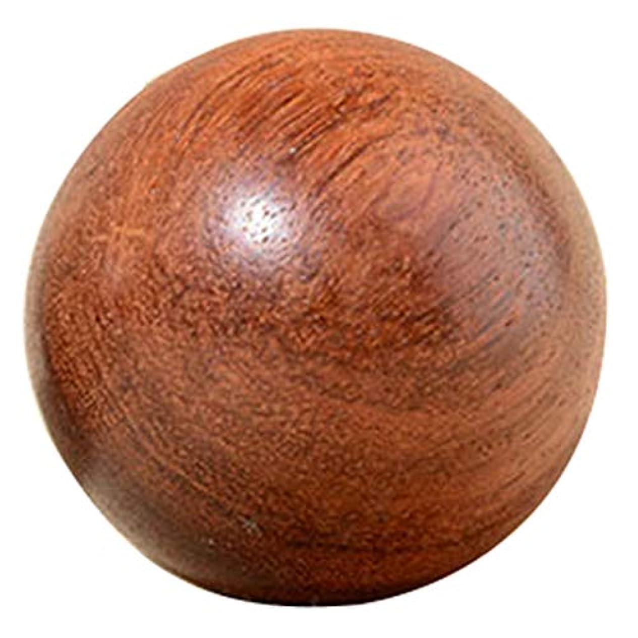 タッチ植物学者ラジカルACAMPTAR 5Cm 木製圧力Baodingボール、健康運動用ハンドボール、指のマッサージ、中国健康瞑想リラクゼーション療法