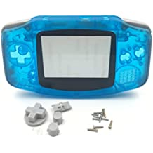 Zhhlinyuan アクセサリ/アクセサリーキット Multicolor GBA SP Full Housing Shell Case Cover for Nintend Gameboy Advance SP