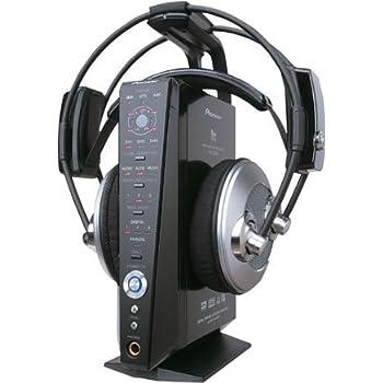 Pioneer ワイヤレスヘッドホン SE-DIR2000C