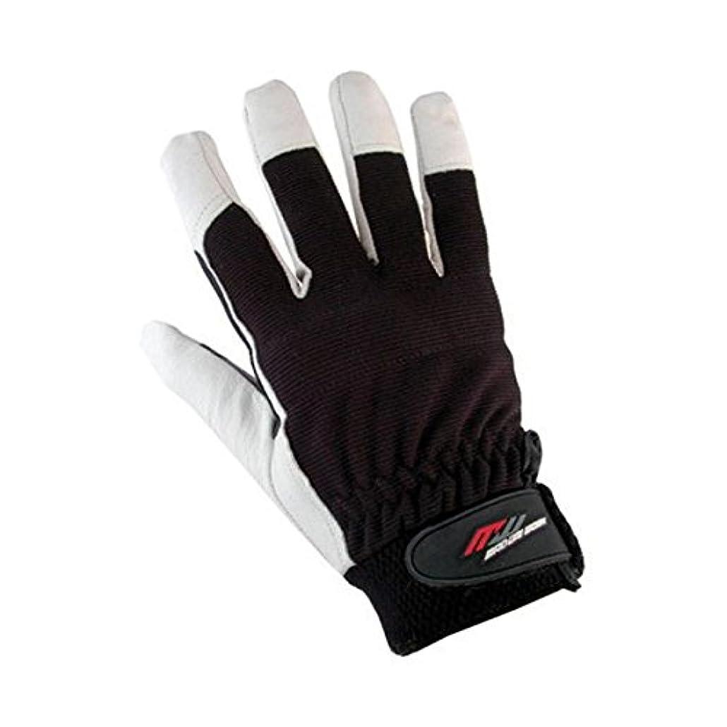 等価負辛いミタニコーポレーション ブタ革手袋フィットンPRO 209171 1双入 【×5セット】