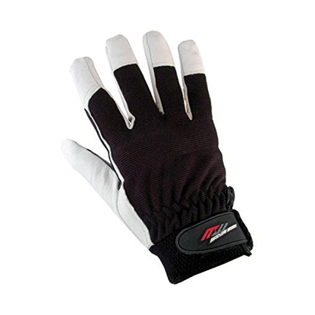 創傷ロビー振り返るミタニコーポレーション ブタ革手袋フィットンPRO 209171 1双入 【×5セット】