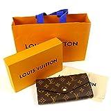 [セット品]正規化粧箱&正規紙袋付き ルイヴィトン LOUIS VUITTON 財布 長財布 レディース ポルトフォイユ サラ モノグラム M60531 [並行輸入品]