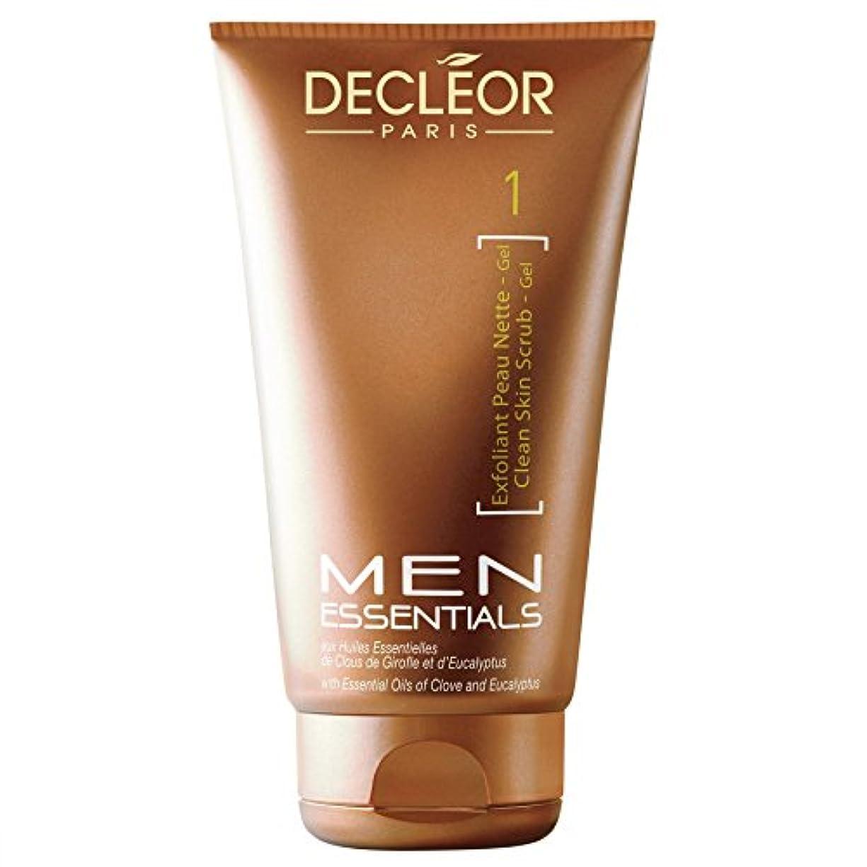 テスピアン特定の仮定、想定。推測[Decl?or ] 125ミリリットル男性のためデクレオール剥脱クレンジングジェル - Decl?or Exfoliant Cleansing Gel For Men 125ml [並行輸入品]